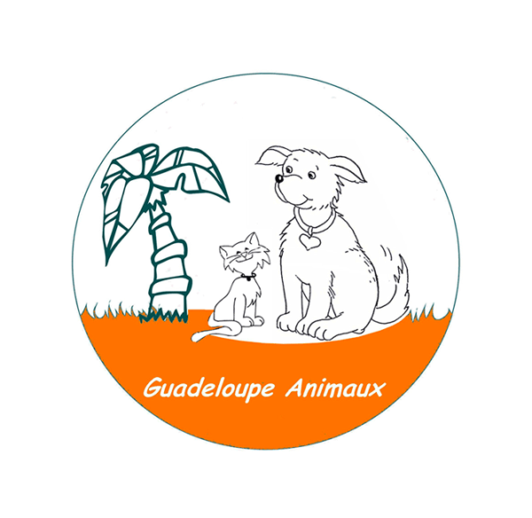 Logo Association Guadeloupe animaux