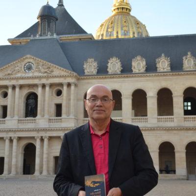 Conférence «Les animaux dans la Grande Guerre» au musée de l'Armée aux Invalides à Paris avec l'historien Eric Baratay