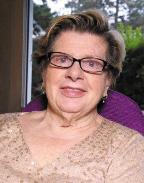 Hommage à Liliane Sujanszky